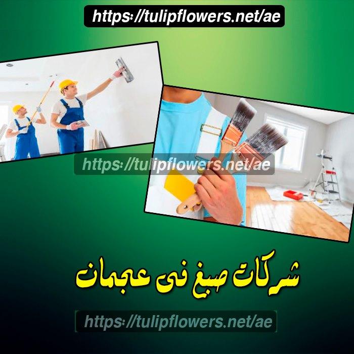 شركات صبغ في عجمان