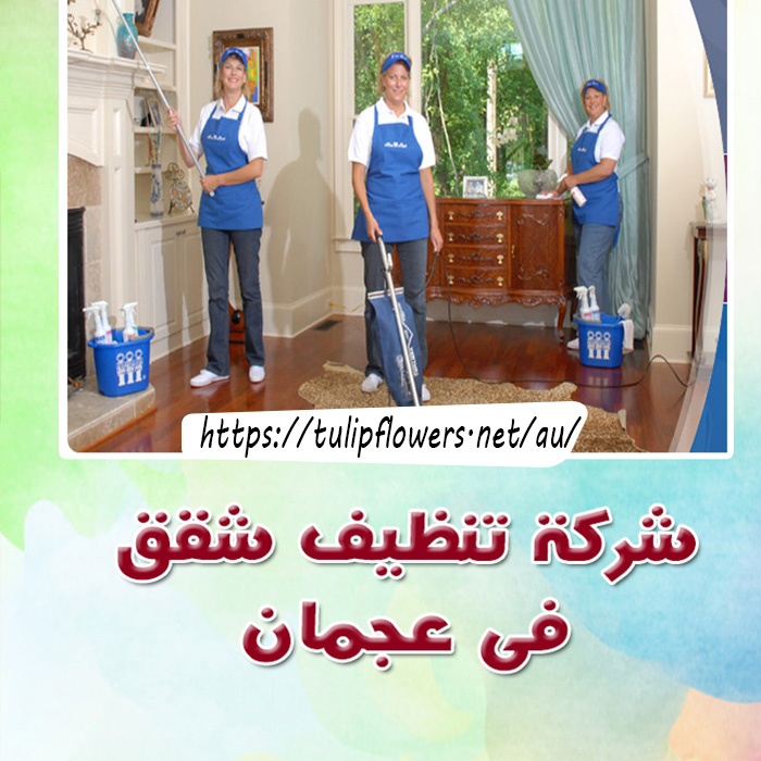 شركة تنظيف شقق في عجمان